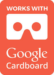 Works with Google Cardboard