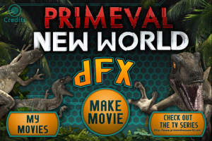 CS Primeval New World dFX