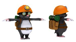 Meta 3D Studios - EnsenaSoft Mole