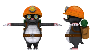 Meta 3D Studios - EnsenaSoft Mole Geo