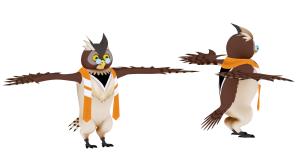 Meta 3D Studios - EnsenaSoft Owl