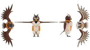 Meta 3D Studios - EnsenaSoft Owl Geo