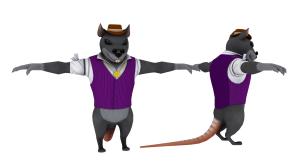 Meta 3D Studios - EnsenaSoft Rat