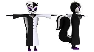 Meta 3D Studios - EnsenaSoft Skunk