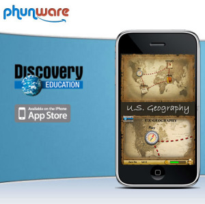 Discovery Channel Education: US Geography (iOS)