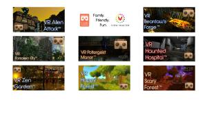 VR Family Friendly Fun with ALL VR AppsMeta3DLogo 4096 x 2304