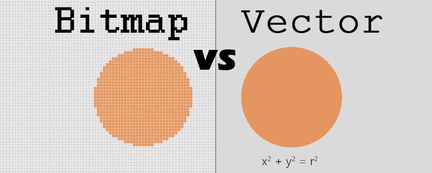 Bitmap versus Vector