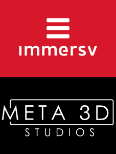 Meta 3D Studios and Immersv CES